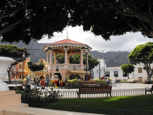 Buenavista del Norte. Fuente:Ayuntamiento