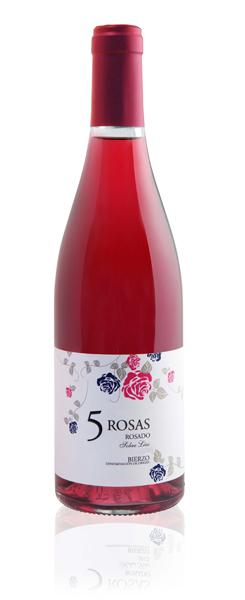 5 Rosas, Losada Vinos de Finca, '5 Rosas' (7,50€)