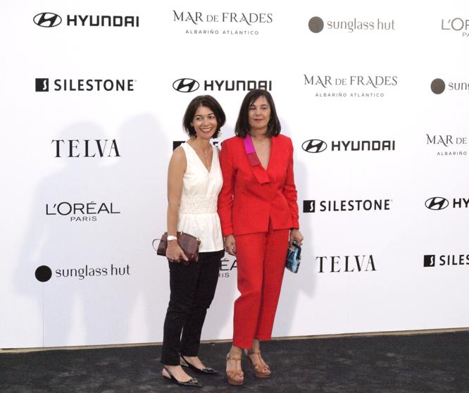 Jefa de prensa de IFEMA Pasarela Cibeles y la directora de Mercedes Benz Fashion Week Madrid