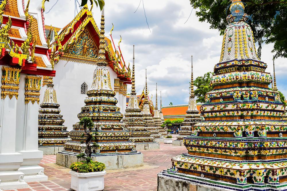 Wat Pho. Fuente: www.9journeythailand.com