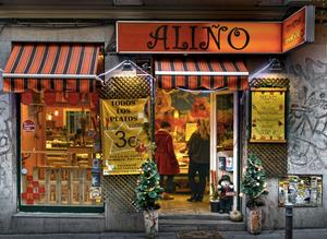 Aliño Take Away Madrid