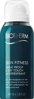 La gama Skin Fitness lanza su nuevo desodorante 48h. Antitranspirable, maxima eficacia. Fórmula enriquecida con zinc. Suavidad para la piel de los deportistas. (PVP: 16,95€)