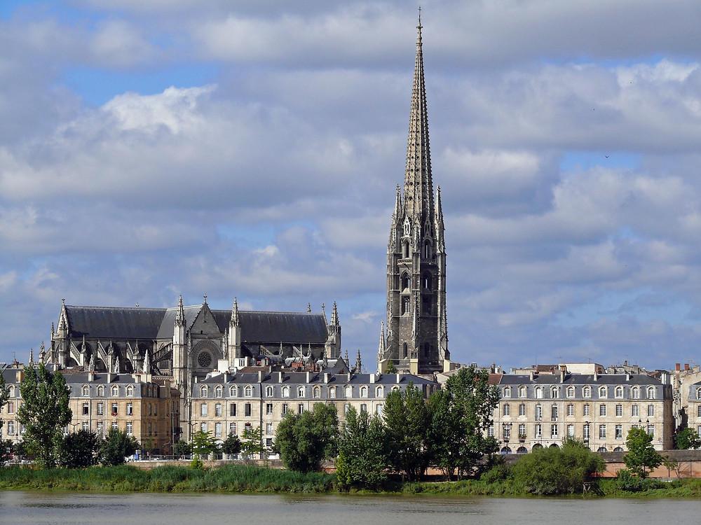 Basílica de Saint-Michel. Fuente: www.bordeaux-tourisme.com
