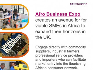 The Afro Business Expo Is Back: Building Business Partnerships in the Thames Valley!