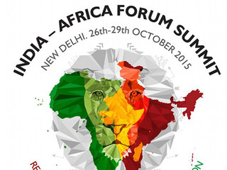 India hosts biggest Africa summit; plays catchup with China