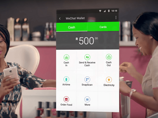 WeChat Africa Plans to Invest R50 Million in Tech Startups