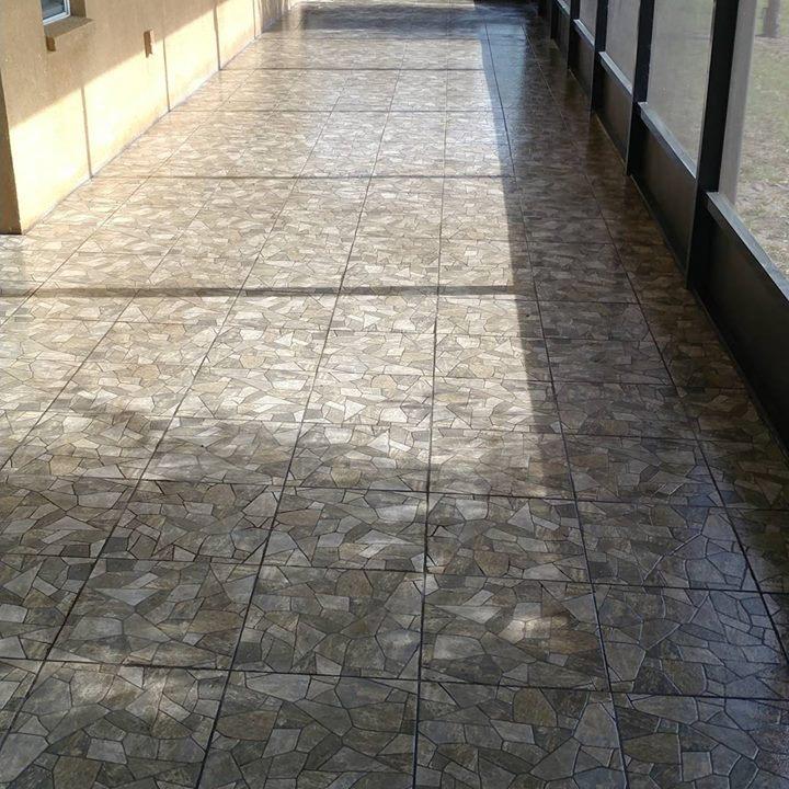 Tiled Lanai