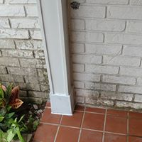 exterior column repair