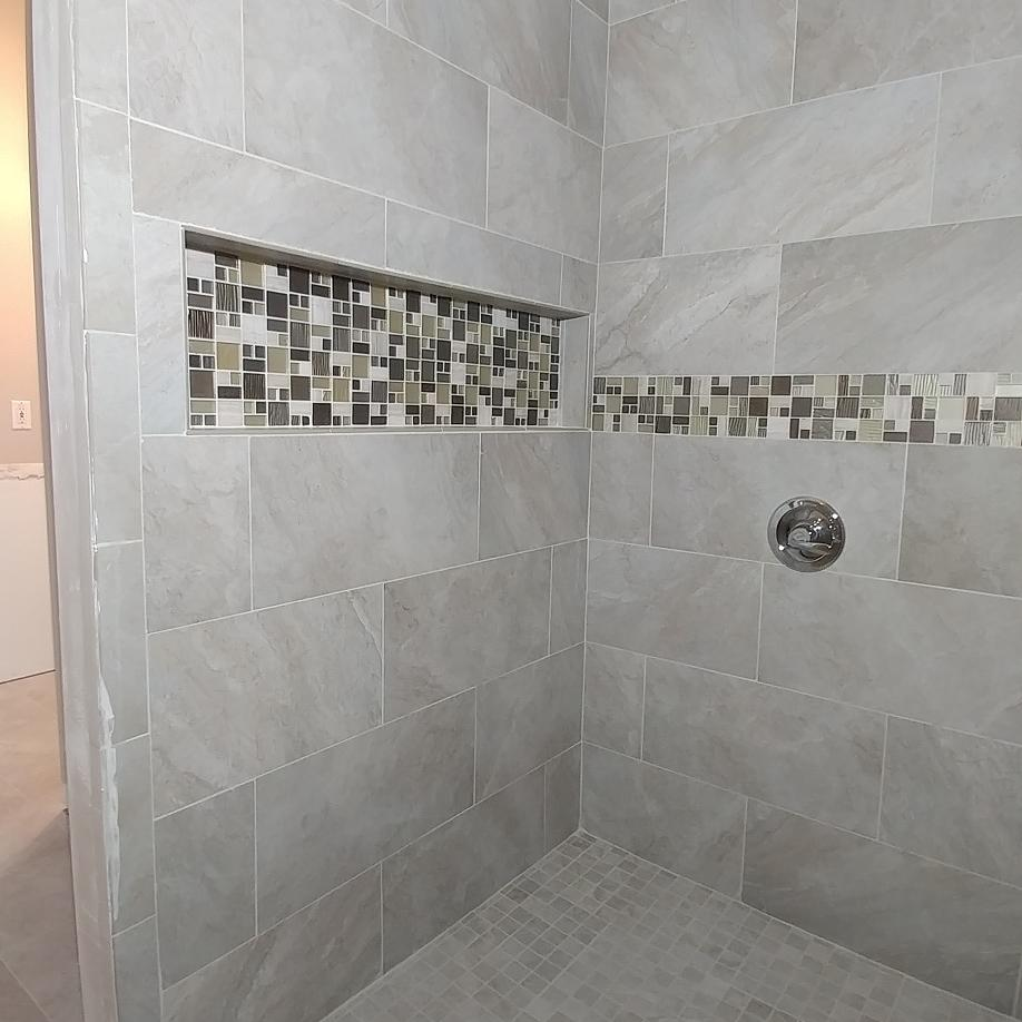 Shower: Complete Remodel
