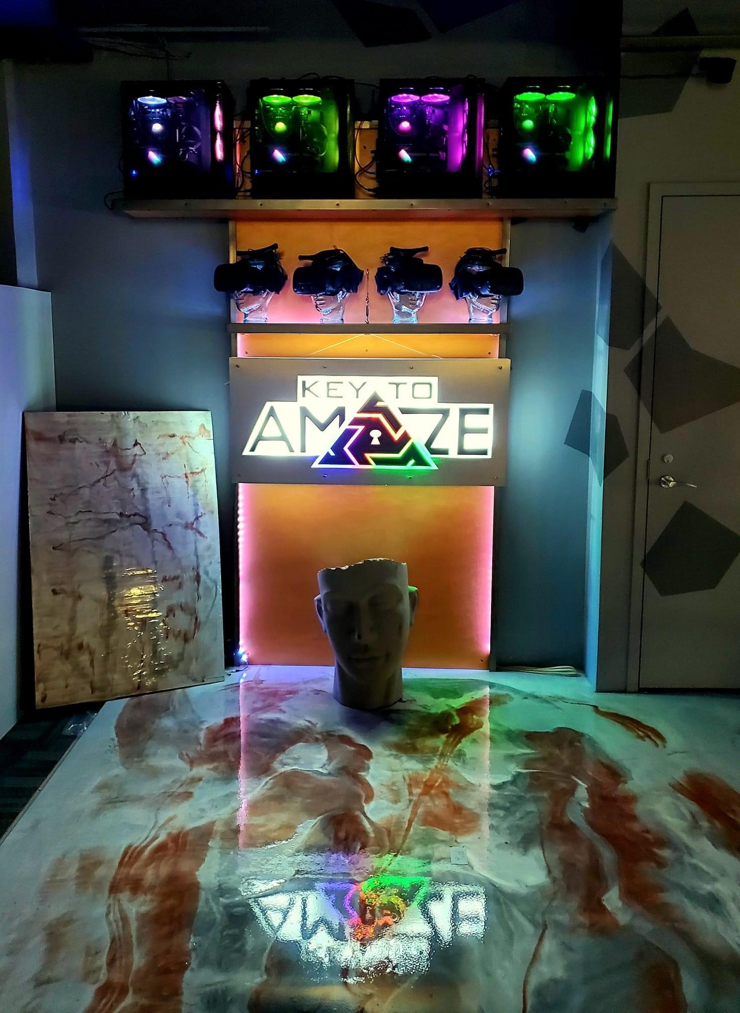Amaze Sign & Arean A-1