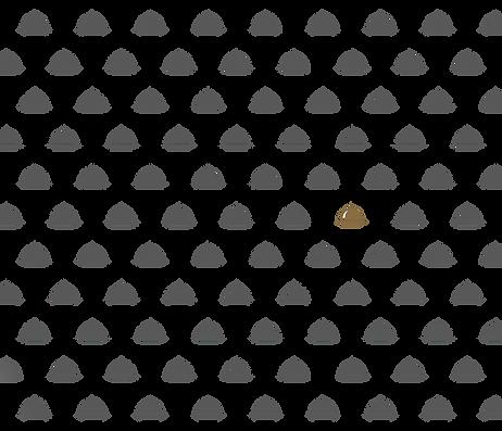 Supper Bells Pattern Grey