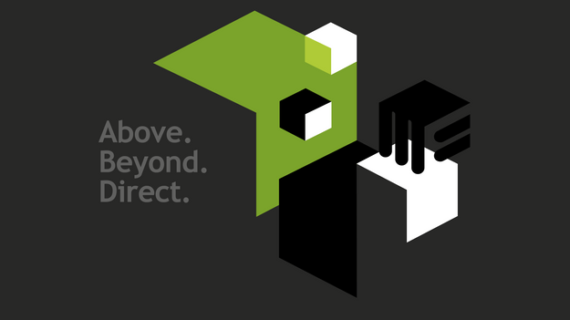 Above. Beyond. Direct.