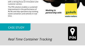 Gaskells Invests for Growth with Real Time RoRo Tracking