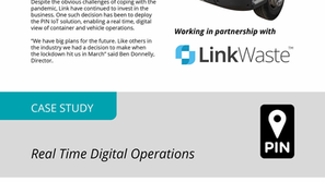 Link Waste Transitions to Digital RoRo Operations