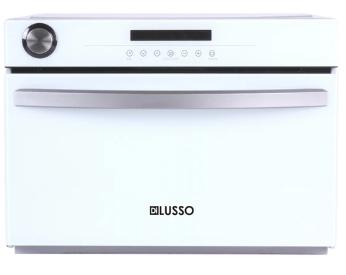 dilusso steam oven white