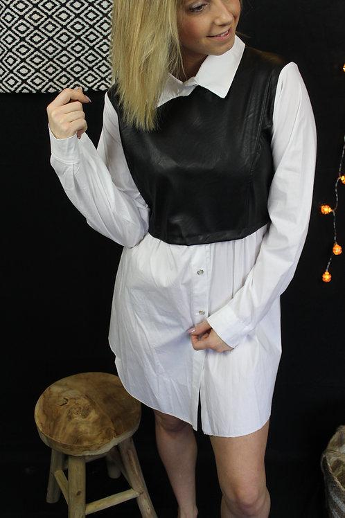 Ma robe bi-matière