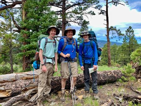 Philmont Dad: 7 Things I Learned on My Trek