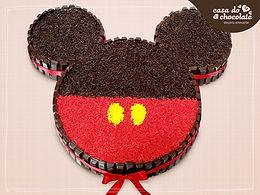 Bolo Temático Mickey