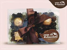 Chocolate Meio Amargo com Nozes