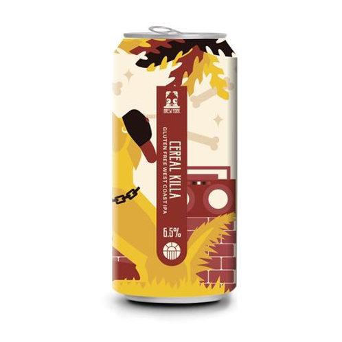 Brew York | Cereal Killa 6.5% (440ml)