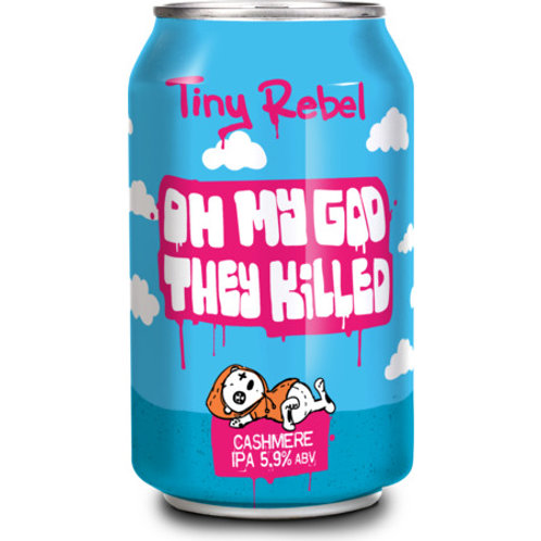 Tiny Rebel | OMG They Killed Cashmere 5.9% (330ml)