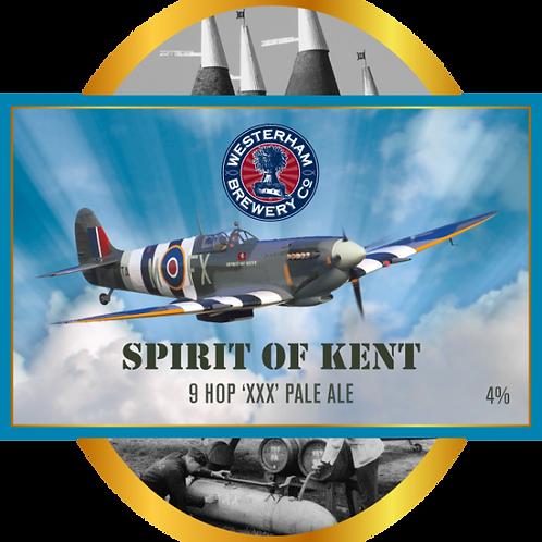 Westerham   Spirit of Kent 4%