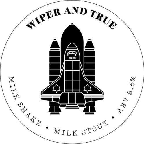 Wiper & True | Milk Shake 5.6% Milk Stout