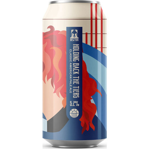 Brew York | Holding Back The Tiers 5.2% (440ml)