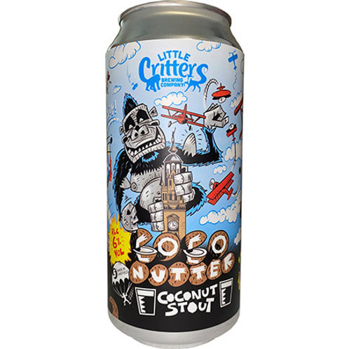 Little Critters | Coco Nutter 6% (440ml)