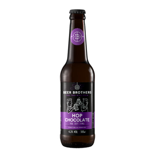 Beer Brothers | Hop Chocolate 4.3% (500ml Bottle)