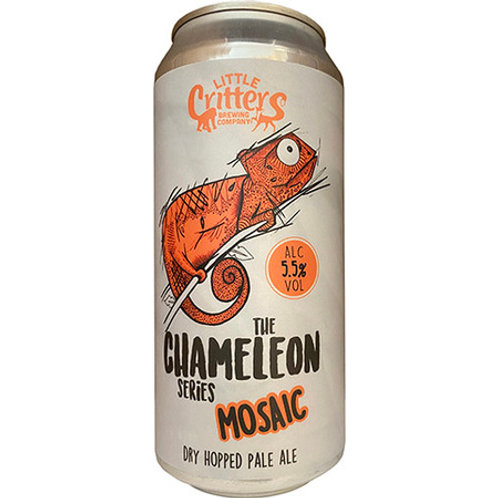 Little Critters | Chameleon Mosaic 5.5% (440ml)
