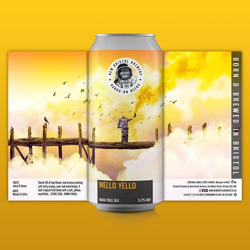 New Bristol | Mello Yello IPA 5.2% (440ml)