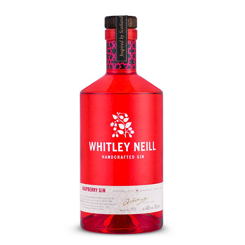 Whitley Neill Raspberry Gin (70cl)