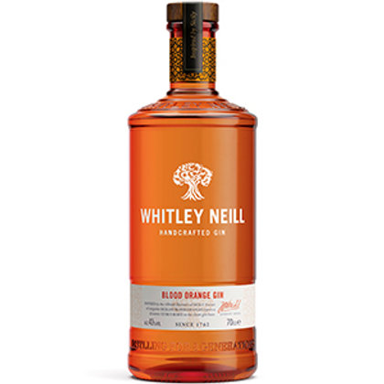 Whitley Neill Blood Orange Gin (70cl)