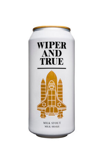 Wiper & True | Milk Shake Stout 5.6% (440ml)