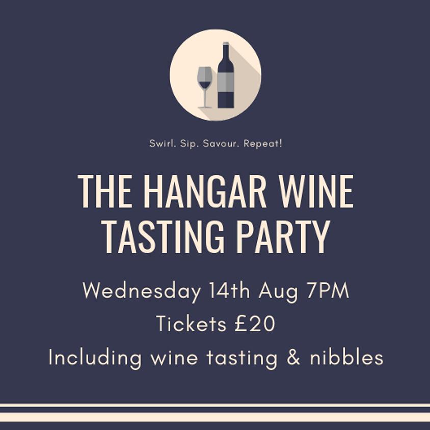 Hangar Wine Tasting