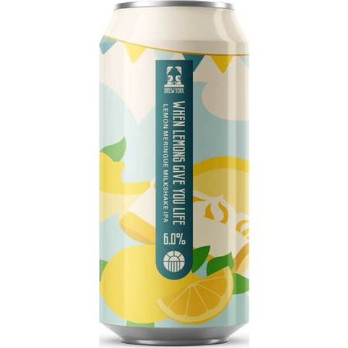 Brew York | When Lemons Give You Life 6% (440ml)