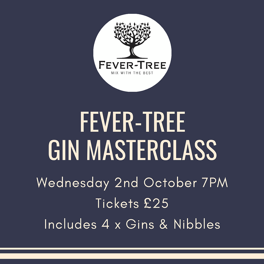 Fever-Tree Gin Masterclass