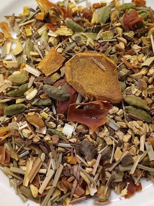 Organic Ginger Turmeric Herbal Tea 3.5 oz