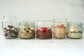 Overnight Oats of the Week