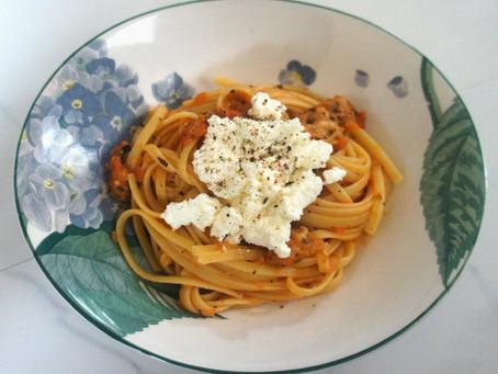 Creamy Pomodoro Sauce
