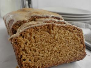 Ginger Spiced Loaf Cake
