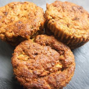 Citrus Zucchini Muffins