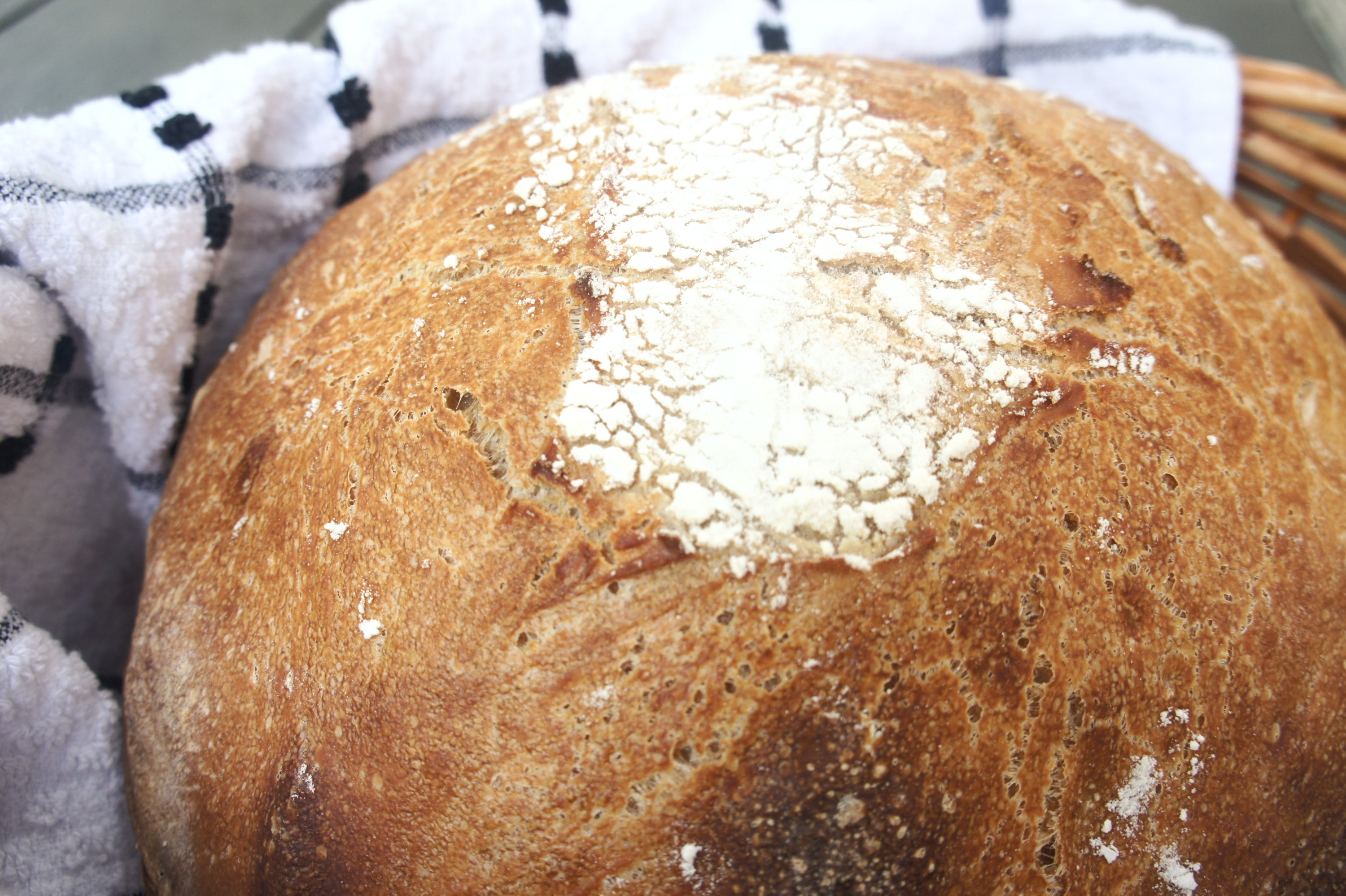 Tartine Country Bread Loaf