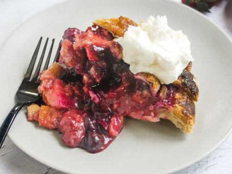 Infinitely Adaptable Summer Fruit Pie