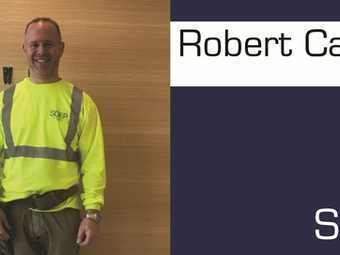 Meet Our Team! Robert Carroll: Foreman
