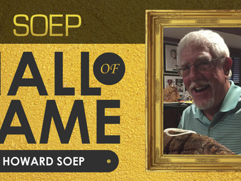 Soep Hall Of Fame: Howard Soep