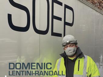 Soep Leadership Series - Domenic Lentini-Randall