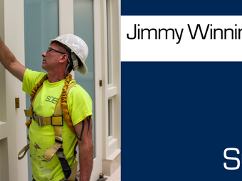 Meet Our Team! Jimmy Winningham: Foreman