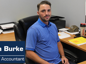 Meet Our Team! Colin Burke: Project Accountant